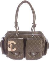 Chanel Ligne Cambon Reporter Bag