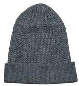 Burton Burton Charcoal Textured Beanie Hat
