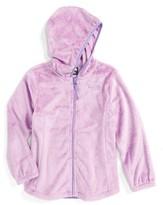 The North Face Toddler Girl's Oso Fleece Hoodie