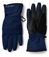 Classic Men's Ski Gloves-Deep Sea