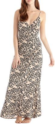 Tavik Turner Cover-Up Maxi Dress