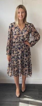Marella Floral Dress - EU 36