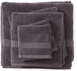 Matouk 6-Pc Merano Towel Set - Charcoal