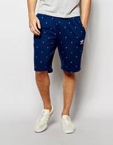 Adidas Originals Adidas Original Shorts In Trefoil Polka Dot Ao0552