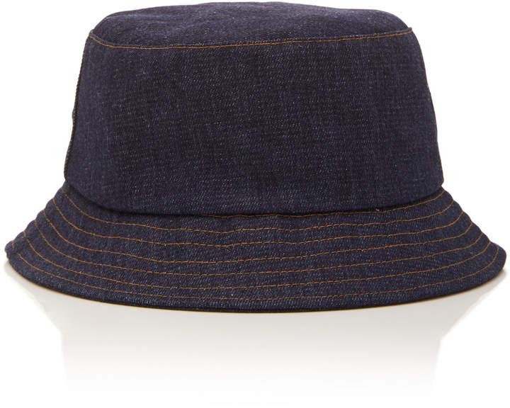 Avenue Keats Denim Bucket Hat