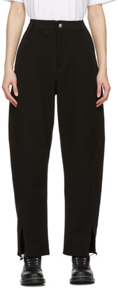 YMC Black Liz Trousers