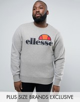 Ellesse PLUS Sweatshirt With Classic Logo
