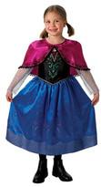 Disney Princess Frozen Anna Deluxe Costume