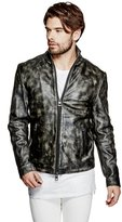GUESS Luxe Leather Jacket