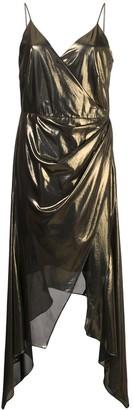 HANEY Alaina asymmetric dress