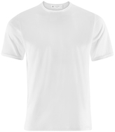 Sunspel Short Sleeve Underwear Crew Neck T-shirt, White