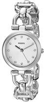Fossil Women's Olive ES3348 Stainless-Steel Analog Quartz Watch