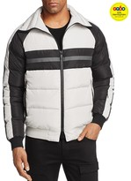 Z Zegna Puffer Jacket with Contrast Ski Stripes - GQ60, 100% Exclusive