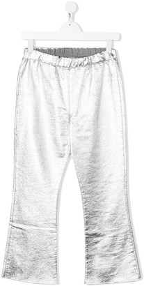 Douuod Kids Flared Style Trousers