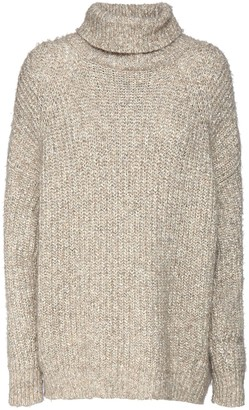 Etoile Isabel Marant Tonya Knit Cotton Blend Sweater