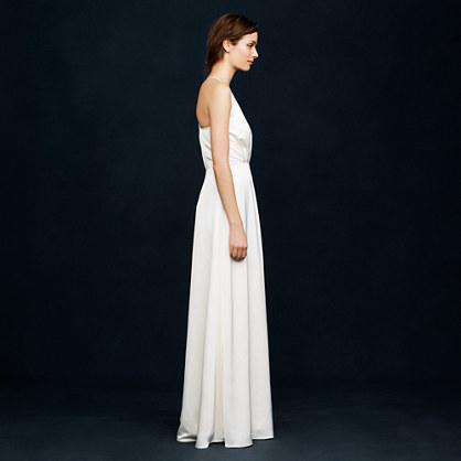 J.Crew Manuela gown