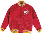 Mitchell & Ness Men's Atlanta Hawks Satin Jacket