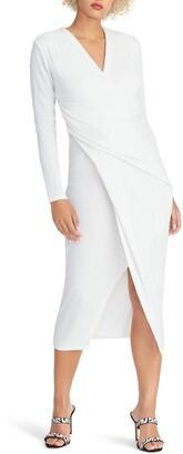 Rachel Roy Bret Lurex Dress