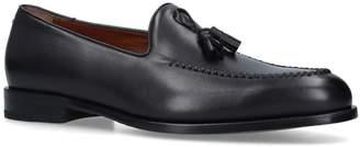 Ermenegildo Zegna Leather Tassel Loafers