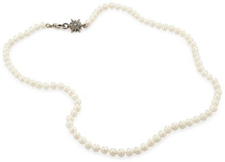 H.Stern Noble Gold, Diamond and Pearl Stars Necklace