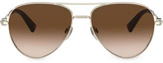 Valentino Eyewear VA-2034 aviator-frame sunglasses