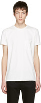 Nudie Jeans Off-White Anders Tilted Pocket T-Shirt