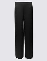 Per Una Velvet Wide Leg Trousers
