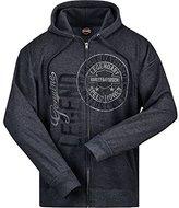 Harley-Davidson Hooded Zip Sweatshirt - Legendary | Overseas Tour LG
