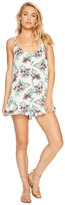 Roxy Fantastic Isle Romper Women's Jumpsuit & Rompers One Piece