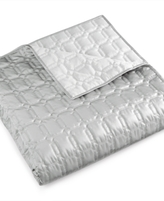 Hotel Collection Chalice Quilted King Coverlet