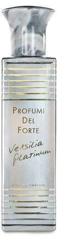 Del Forte Profumi Versilia Platinum Eau de Parfum, 3.4 oz./ 100 mL