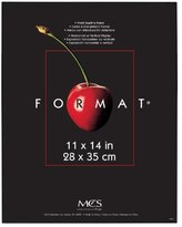 MCS 12443 11 by 14-Inch Inch Format Frame, Black