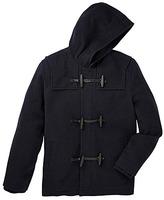 Jacamo Bristol Hooded Duffle Coat