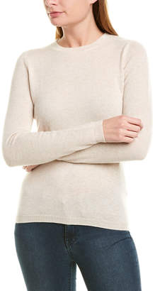 Kier & J Basic Cashmere Sweater