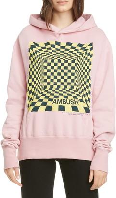 Ambush Graphic Cotton Hoodie