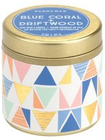 Paddywax Kaleidoscope Collection Travel Tin Candle
