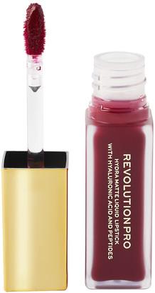 Revolution Pro Hydra Matte Liquid Lipstick Red Drip