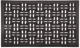 Rubber Scraper Squares Doormat