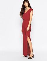 Minimum Belted Maxi Dress