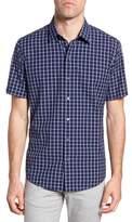 Zachary Prell Dean Seersucker Sport Shirt