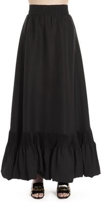 Valentino Gazaar Panama Maxi Skirt
