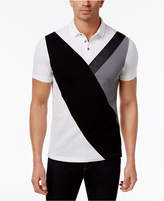 INC International Concepts Men's Colorblocked Polo, Only at Macy's