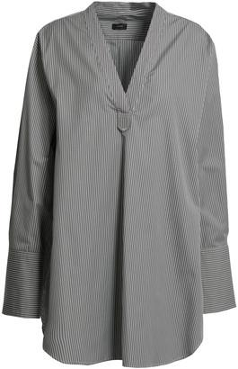 Joseph Eamon Pinstriped Cotton-poplin Tunic
