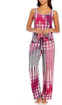 Josie Rhapsody Twill Pajamas