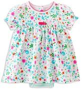 Kate Spade Girls' Floral Bodysuit Dress - Baby