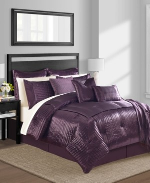 Sunham Dalton 14-Pc. Queen Comforter Set Bedding