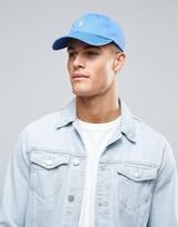 Polo Ralph Lauren Logo Baseball Cap In Blue