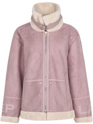 Replay Eco-Sheepskin Jacket