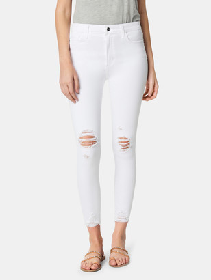 Joe's Jeans The Charlie High Rise Skinny Ankle Jean