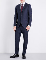 Corneliani Pinstripe regular-fit wool suit